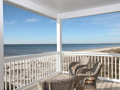Photo for Available Now! | Gulf-Front, Pet-Friendly Home w/ Heated Pool, Perfect for Large Groups!