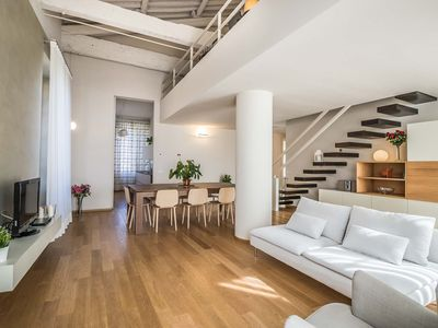 Photo for La Sortita - Newly restored, modern apartment in Lucca centre. Check the fotos!