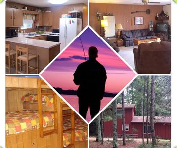 CABIN LIFE - A PLACE WHERE MEMORIES ARE MADE REGARDLESS OF AGE.
