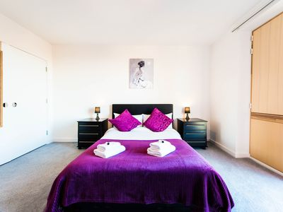 Photo for 1BR Apartment Vacation Rental in Salford, England