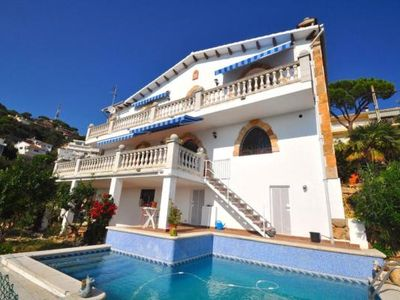 Photo for Holiday house Lloret de Mar for 8 persons with 4 bedrooms - Holiday house