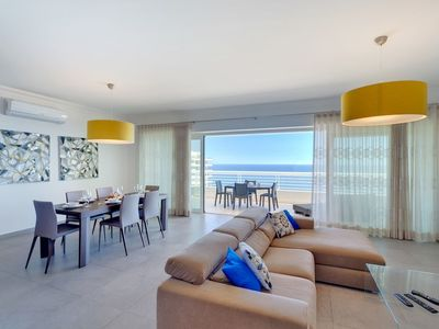 Photo for Stunning Seafront Lux Apt, Fort Cambridge wt Pool