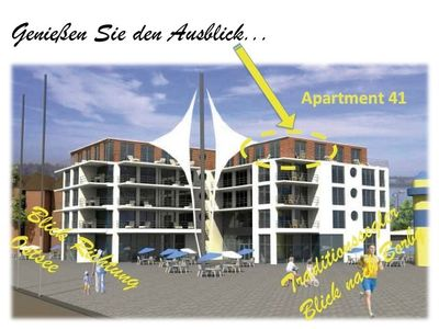 Photo for Apartment / app. for 3 guests with 57m² in Eckernförde (14825)