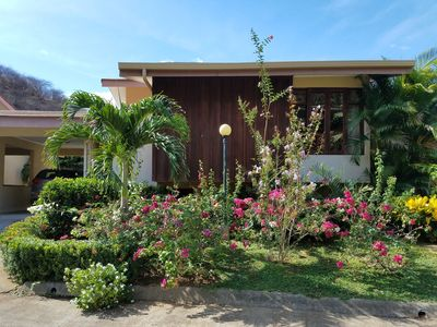 Photo for NEW LISTING!  Located in Playa Ocotal; 2 minute walk to the soft sand beaches