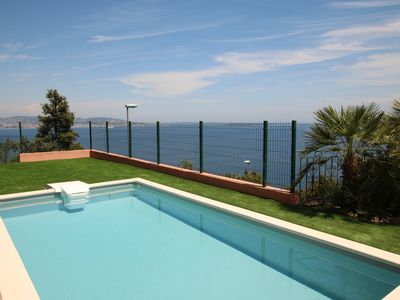 Photo for 3BR House Vacation Rental in theoule sur mer, Provence-Alpes-Côte d'Azur