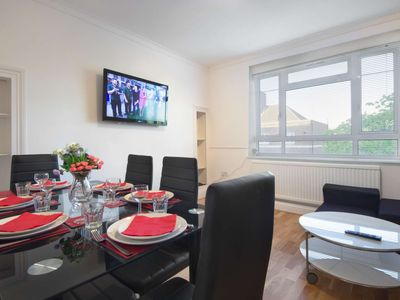 Photo for Central London 2 bedroom apartment
