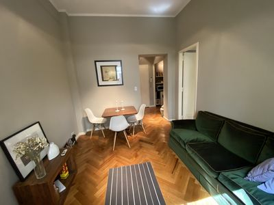 Photo for Comfortable apartment in the heart of Recoleta