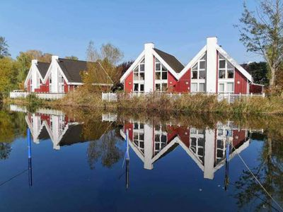 Photo for Columbus with water terrace in the holiday park Scharmützelsee - Ferienpark Scharmützelsee