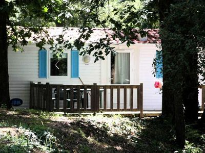 Photo for Camping Le Logis *** - Mobilhome for 6 People