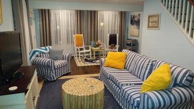 Photo for One Block from the Beach-a Great Summer Getaway House