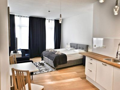 Photo for Laeken Studio IV apartment in Brussels Centre with WiFi.