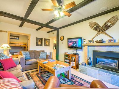 Photo for Gorgeous Steamboat Condo with Private Balcony and Amazing Valley Views.