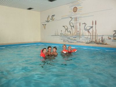 Photo for Idyllic,  Bavarian country home style, 3 star apartments with swimming pool