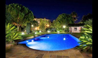 Photo for 16 bedroom Villa, sleeps 34 with Pool, Air Con and FREE WiFi