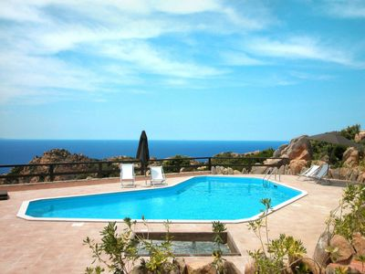 Photo for Vacation home Ville Park Paradise (CPA145) in Costa Paradiso - 8 persons, 3 bedrooms