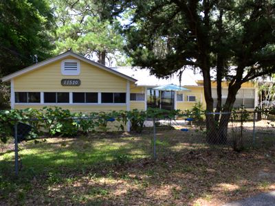 Photo for Great pet friendly property with Bay and Bayou access. Quiet spot.