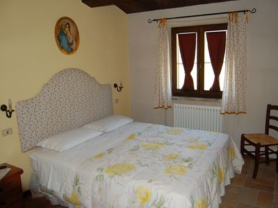 Photo for ANTICA DIMORA - PETTIROSSO, your pleasant stay with a view of the Sibillini
