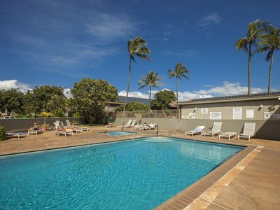 Photo for Kihei Bay Surf #208 Remodeled 2nd Flr Studio, Part. Ocean View, Great Rates!