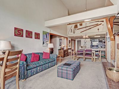 Photo for 2 Bedroom Condo in the Pines with Panoramic Views of the Ten Mile Range!