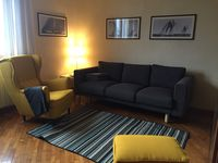 Sunny and spacy Appartement in a quiet quartier