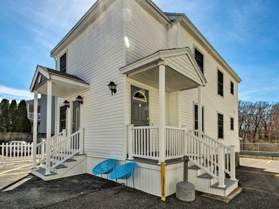 Photo for NEW! Apt. Walking Distance to OOB Pier & Saco Bay!