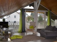 Charming, comfortable and well furnished apartment in Odenwald