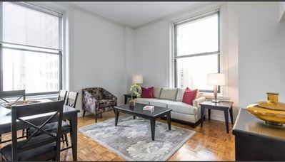 Photo for MODERN 1BR IN FINANCIAL DIS WITH TERRACE