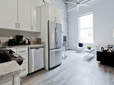 Photo for Sonder | Boston Common | Central 2BR + Laundry