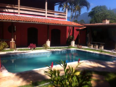 Photo for Excellent house in Massaguassu, Cocanha, 4 bedrooms - 2 suites, recreation area
