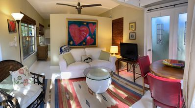 ❤PROMO❤Romantic Zen Cottage👍#1 Location✨COCONUT GROVE-near all -Monthly-pets-