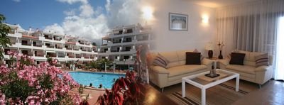 Photo for Victoria Court One Bedroom Apartment South Facing Balcony Sleeps 4 F Unit 4336752