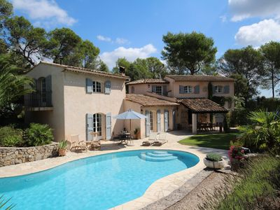 Photo for Charming villa on the French Riviera
