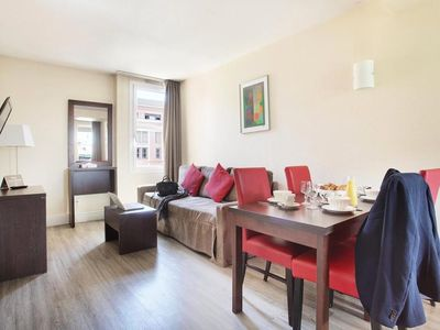 Photo for Appart'Hôtel L'Atrium *** - 2 Rooms Twin 4 People