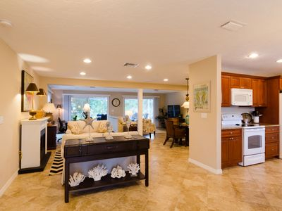 Photo for Pristine Pool Home near Siesta Key Beach