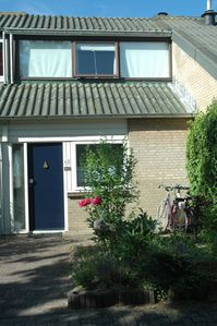 Photo for holiday house in park Aquadelta, at Grevelingen sea, with view of the lake