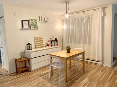 Photo for Cozy and spacious apartment in downtown Montreal !