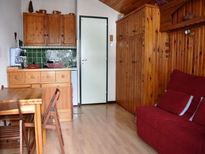 Photo for Apartment Pralognan-la-Vanoise, studio flat, 4 persons