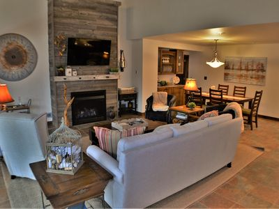 Photo for Spacious Condo at Tamarron - 10 Minutes to Ski Resort, 20 Minutes to Downtown