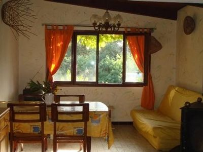 Photo for Small house, 2 bedrooms, 1 km from the beach of Portigliolo, Coti Chiavari