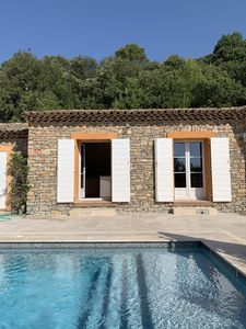 Photo for The Mas des Oliviers, in the heart of Provence vineyards ...