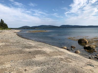 Photo for New Listing! Enjoy the Fall in  Acadia National Park from the Quiet Side!
