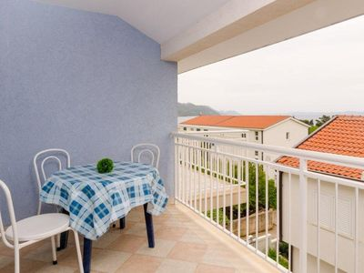 Photo for Apartment Jaki  SA5(3)  - Orebic, Peljesac peninsula, Croatia