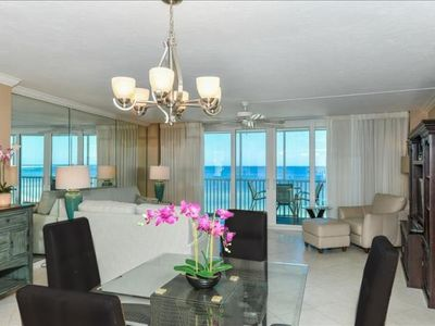 Photo for Enjoy the best of Crystal Sands in this contemporary condo overlooking the Best Beach in America.