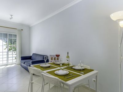 Photo for Muralhas da Vila Apartment apartment in Albufeira with WiFi & private parking.