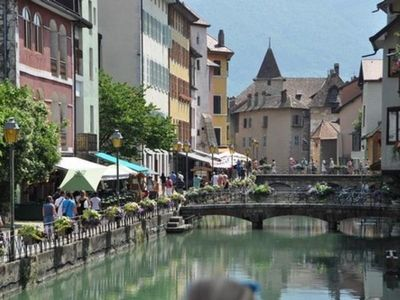 Photo for Apartment Annecy, 1 bedroom, 2 persons