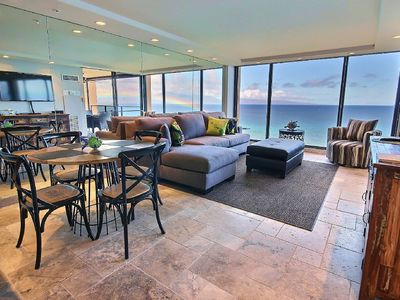 "Photo for ""Love Life at the Mahana, Direct Oceanfront Condo! Completely Remodeled"""