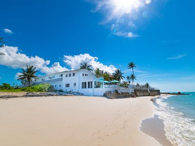Photo for NO HURRICANE DAMAGE: Luxury Designer Villa - Private Beach Access - Cable Beach