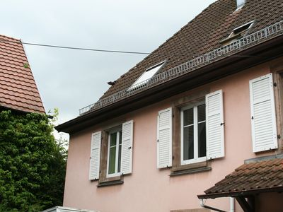 Photo for Holiday apartment in Muhlbach (Munster valley), housing 2 to 4 people.