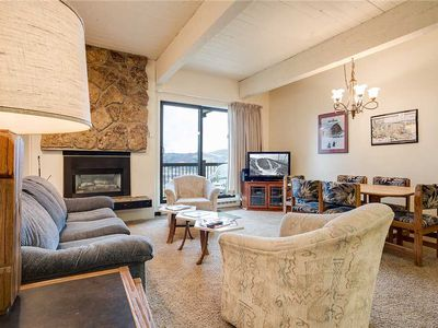 Photo for CA317 by Mountain Resorts: Breathtaking Valley Views * Access to Outdoor Pool