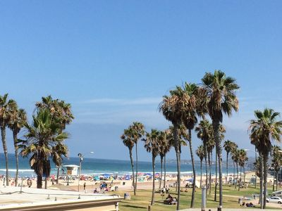 Photo for Amazing Proximity to the Beach, Bay and Belmont Park with Direct Ocean Views!